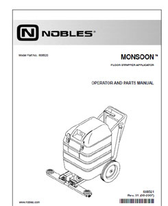 Part manuals for Nobles Monsoon