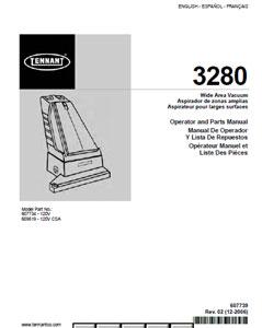advance adfinity x20r parts manual