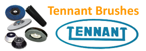 Tennant Scrub Brushes and Pad Drivers