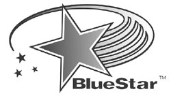 bluestar equipment parts