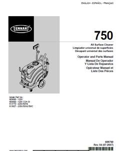 parts manual for tennant 750 rh floor equipment parts com tennant t12 wiring diagram tennant t5 wiring diagram