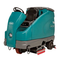 Brushes for Tennant T16 Scrubber