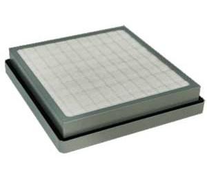 Nilfisk Vacuum Hepa Filter 12015500