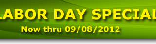 Floor Cleaning Equipment Parts Labor Day Special