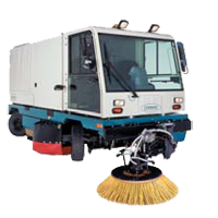 Brushes and Side Brooms for Tennant 830 – Sentinel Sweepers
