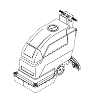 Scrub Brushes For Tennant 5200 Auto Scrubber